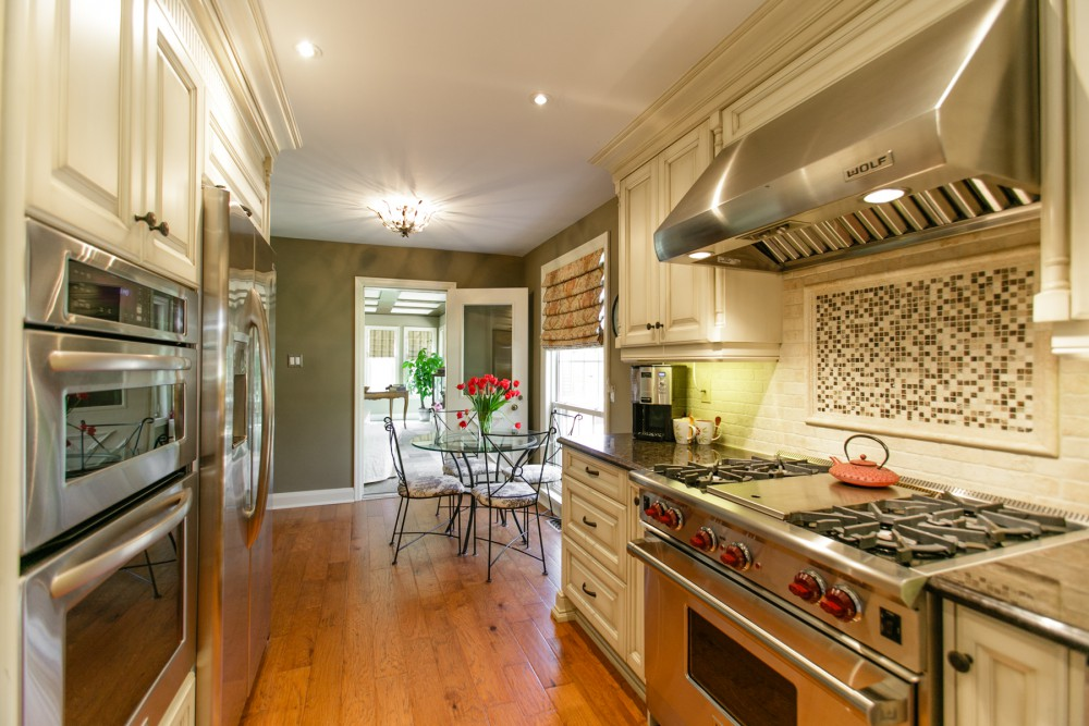 staging kitchens